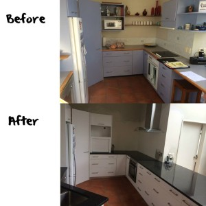 updating a kitchen